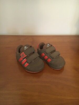 Adidas Toddler Baby Boys Girls Shoes Runners Size 3