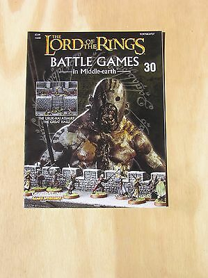 Lord of The Rings, Games Workshop Battle Games Magazine. No 30