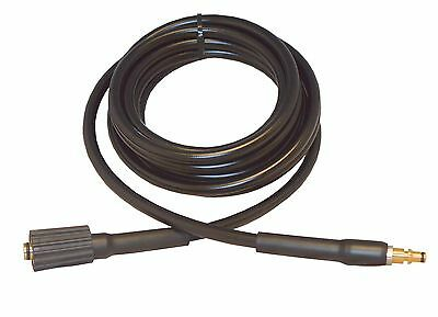 MacAllister Replacement Pressure Washer Hose for MPWP140ITS upgraded rubber hose