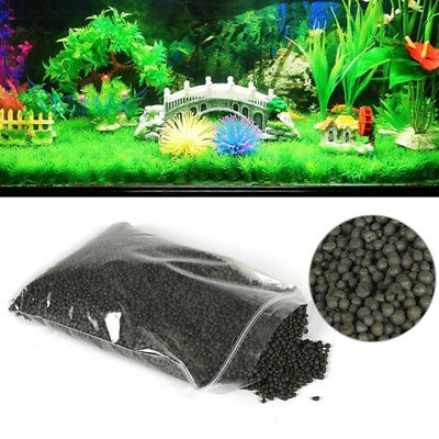 500g Planted Water Grass Soil Aquarium Decoration Fish Tank Aquatic Sand 1 Bag