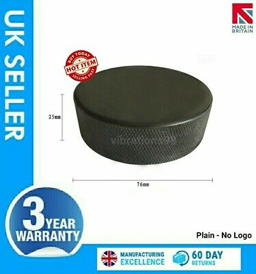 Official Regulation Full Size Ice Hockey Puck