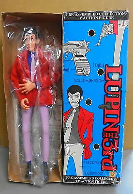 Medicom Lupin the 3rd Pre-Assembled Collection TV Action Figure