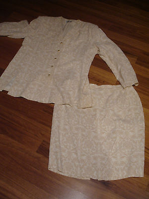 ANTHEA CRAWFORD  skirt suit  Size 18