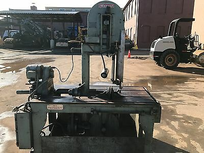 Marvel Tilt Frame Verticlal Band Saw Model 8