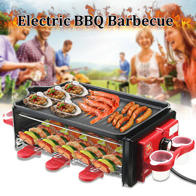 Portable BBQ Grill Rack Stove Oven Picnic Charcoal Meat Cooking Machine Camping