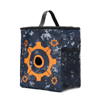 The outdoor sports target bag is the receiving bullet from the Nerf toy gun