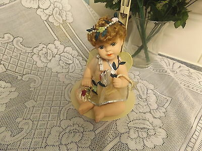 Vintage Doll Is Loose Think She Is Like That To Put In Different Positions.