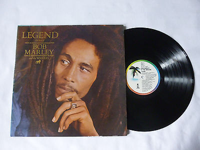 Best Of Bob Marley & The Wailers ~ Legend ~ Uk 'best Of' Vinyl Lp ~ Great Audio