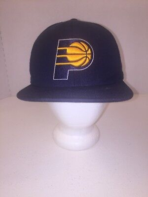 on sale 502c5 39a6d ... sale indiana pacers blue throwback mitchell ness nba custom snapback hat  cap 25c8d e8362