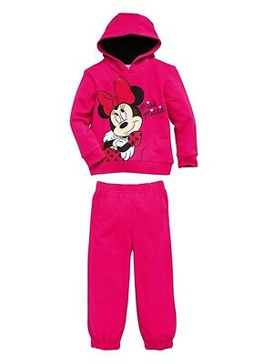 NEW Girl Toddler Minnie Mouse Set Jumaper + Pants 2pcs set Size 1-6 years