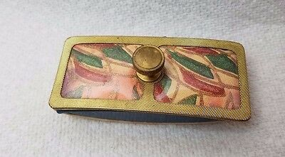 Antique INK BLOTTER TAPE MEASURE ; c1880's,  RaRe and ADORABLE
