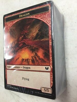 Magic The Gathering Seize Control 2015 Commander Deck LOOSE For Card Game