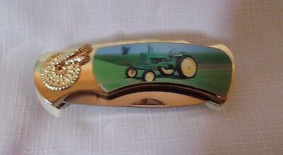John Deere pocket knife