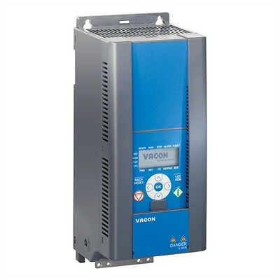VACON 0020-3L-0009-4, 4KW 9Amps Variable Speed Drive, 3 Phase IP20 New