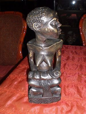 Statuette Africaine Ancienne