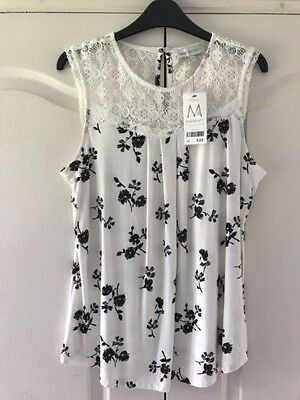 Next Maternity Size 12 Floral Top