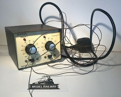 Gaugemaster - Series D Twin Track Speed / Power Controller - Used Unboxed