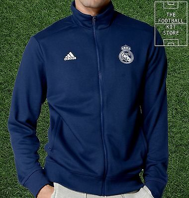 Real Madrid Training Jacket - Official Adidas Football Training - All Sizes