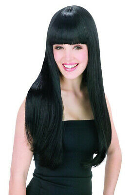 Brand New 60s Cher Got You Babe Costume Wig