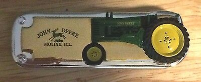 Franklin Mint John Deere Pocket Knife