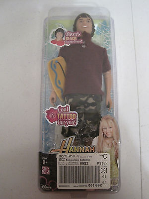 Hannah Montanna Doll Oliver/'s Beach Boogie Board Disney New