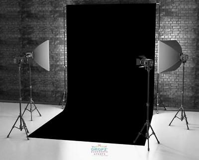 NEW High Quality Photography Backdrop Black vinyl photography backdrop