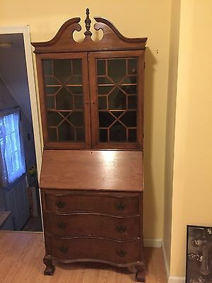 Secretary Desk - fair condition - From Late 1930's to Early 1940's