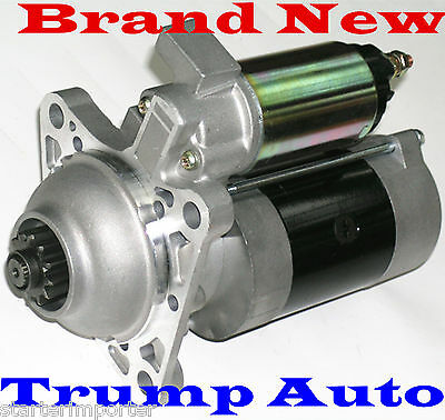 Brand New Starter Motor For Mazda T3500 engine SL 3.5L Diesel 83-93