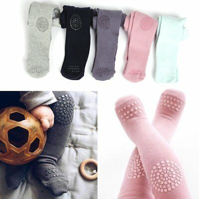 Newborn Toddler Baby Kids Girl Cotton Warm Pantyhose Socks Stockings Tights 0-2Y