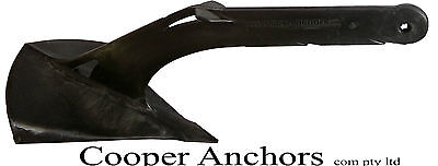 1.5KG Nylon Cooper Anchor For boats to 5 Metres *Free post to Australia*