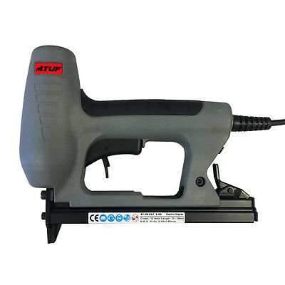 TUF Professional Heavy Duty Electric 80 Series Staple Gun (Made in Taiwan)