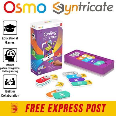 Osmo Add On Coding Jam  Educational Toys Children Game