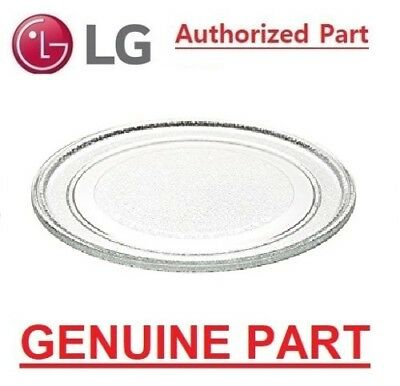 Genuine Lg Microwave Glass Plate Part # 3390W1A035D Fit 19Ltr Ms1949G.cwh7Lap