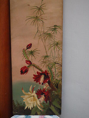 oil painting ANTIQUE OLD WORLD BEAUTY