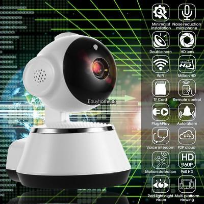 Wireless WIFI Camera IR Night Vision HD 720P Network Baby Security Care Monitor