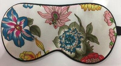 Beautiful Silk Eyemask Soft And Comfortable Sleep / Travel Mask -Excellent Size