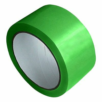 ( eur. 0,01 / m-eur 0,03 / M) Packing Tape Marking PP 48 mm x 66 M Green