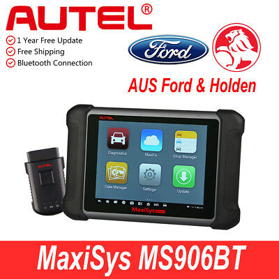 Autel MaxiSys MS906BT Bluetooth Auto Diagnostic Tool OBD2 Code Reader Scanner