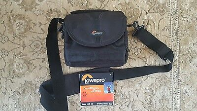 lowepro apex 110 aw camera bag excellant condition • £6