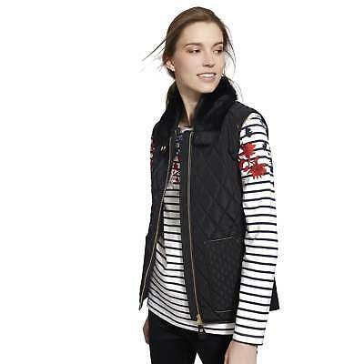 Joules Inverness Gilet - Black