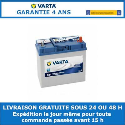 Batterie de Voiture Blue Dynamic Varta B31 12v 45ah 330A 545155033 238x129x227mm