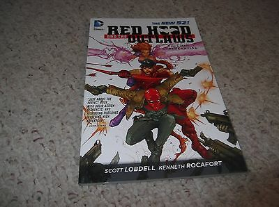 Red Hood and The Outlaws Vol 1 Redemption TPB softcover DC Comics the New 52