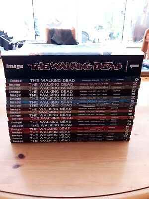 The Walking Dead Graphic Novel Collection