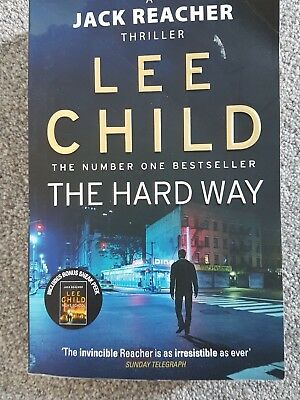 The Hard Way by Lee Child (Paperback, 2007)