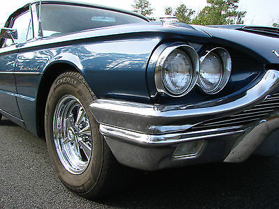 1964 Ford Thunderbird Convertible 1964 Thunderbird Convertible, Excellent Condition, 70+ Pictures! Make Offer.