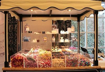Luxury Sweet Cart and Website