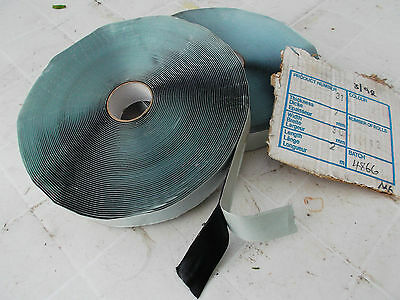 Self Amalgamating Tape Heavy Duty Military Spec 24 M Roll Sold As Single Rolls
