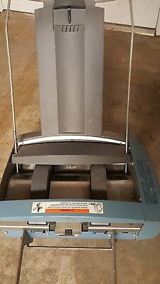 Pitney Bowes Opti Flow Vertical Power Stacker