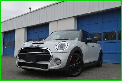2015 Mini Other Cooper S 4 Door Automatic Warranty Loaded save Big port Pkg Premium Pkg Cold Pkg Rear View Cam HK Audio parking Sensors Loaded ++