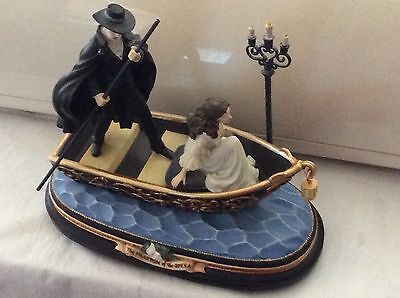 Phantom of the Opera San Francisco Music Box Great Price for this Amazing Piece